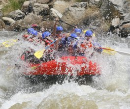 mud season breckenridge rafting deal
